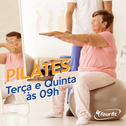 Pilates - Academia Fourfit